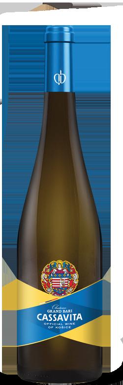 CASSAVITA – Official wine of Košice